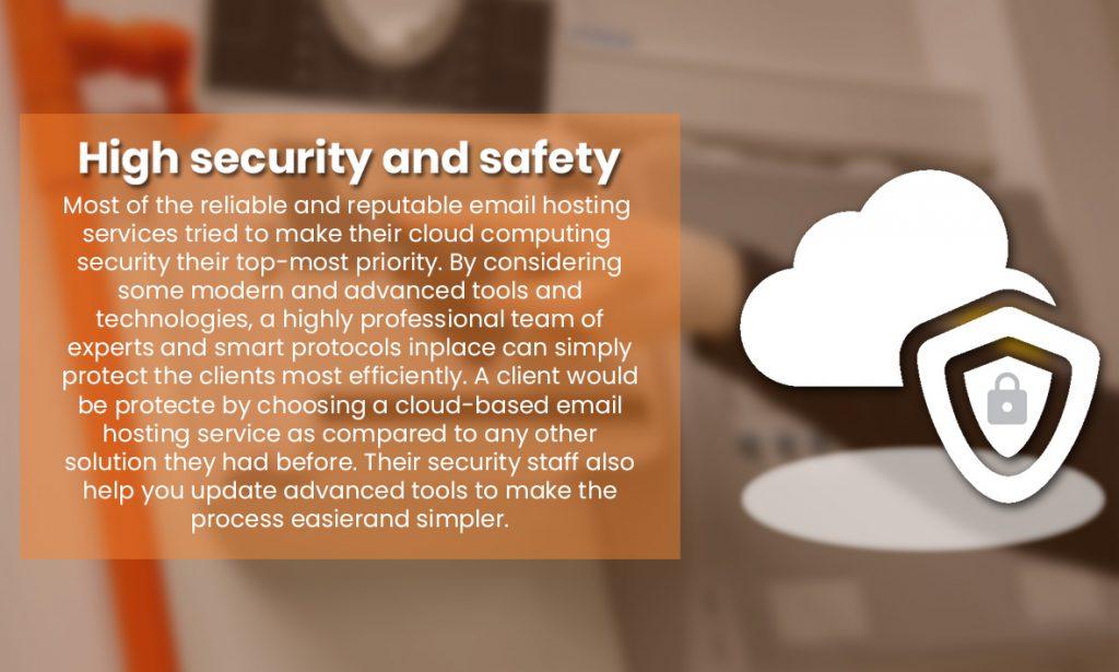 cloud based email hosting