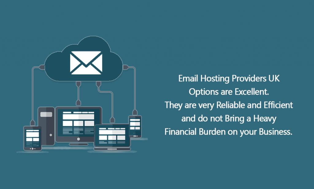 Email hosting providers UK