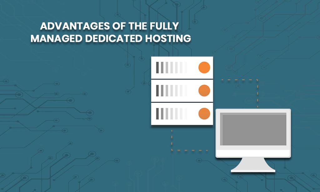 Fully managed dedicated hosting