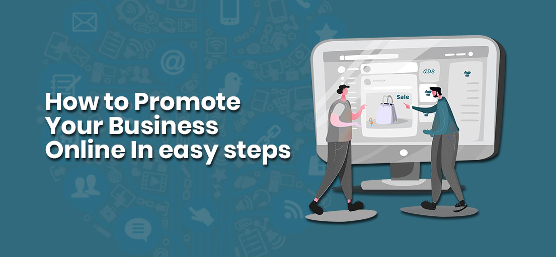 how to promote online business on social media