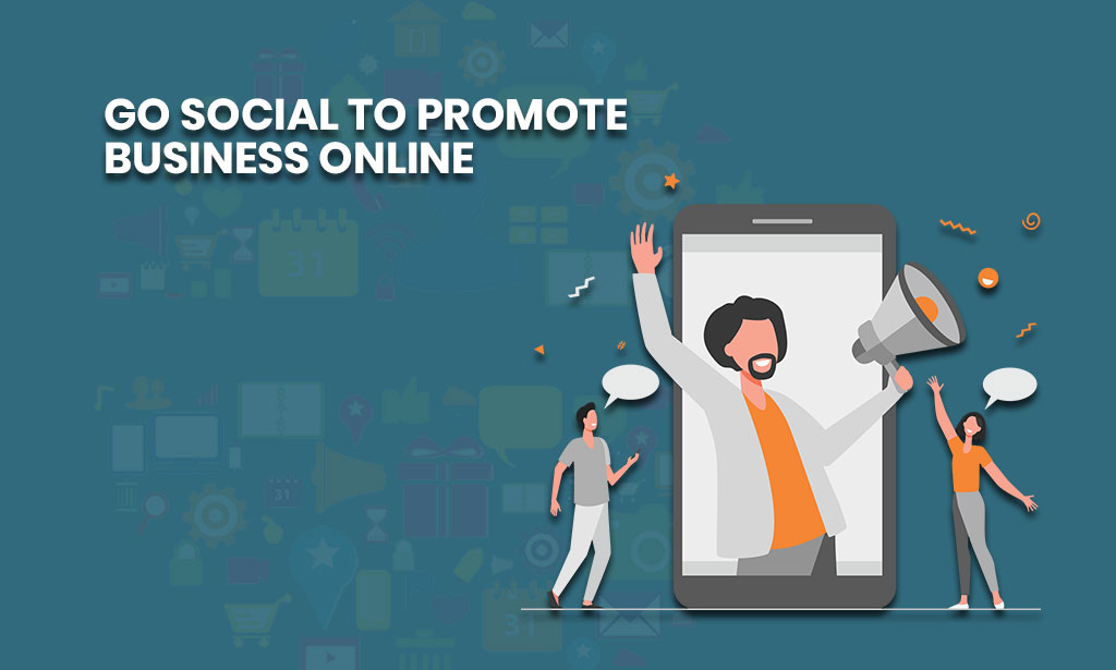 promote business online