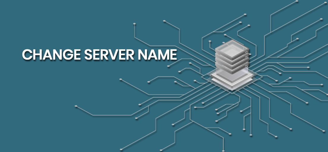 Change SQL Server instance name after installation