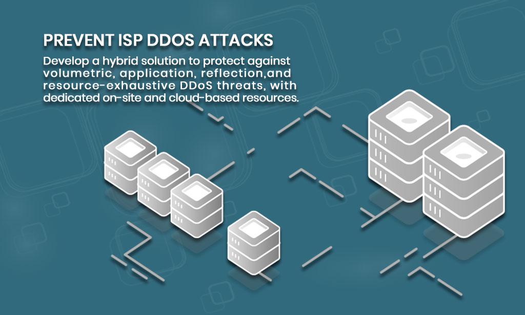 ISP DDoS