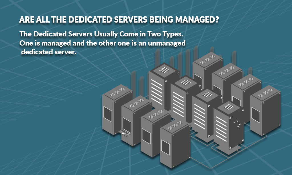 Managed dedicated hosting
