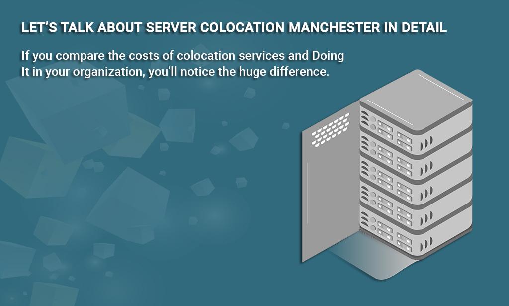 server colocation Manchester