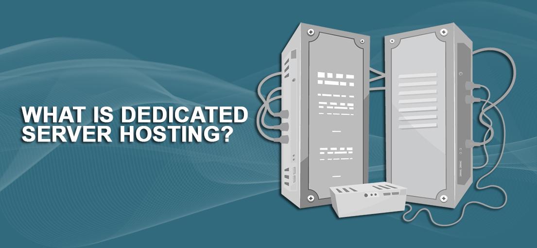 dedicated server hosting UK