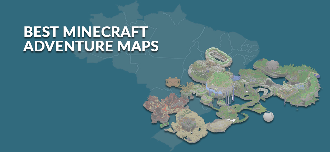 best Minecraft Maps